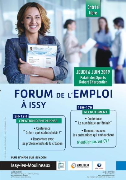 Sogedev recrute au forum de l'emploi d'Issy-les-Moulineaux