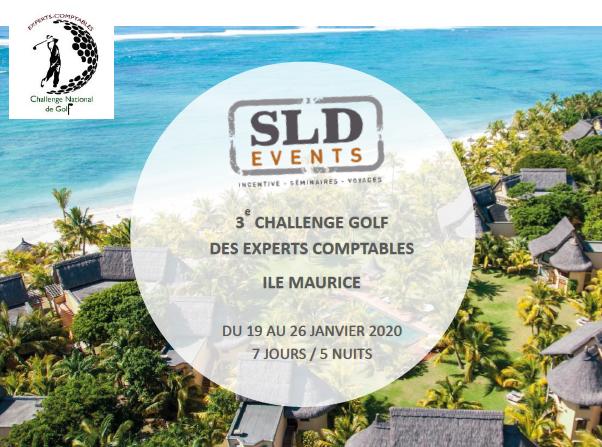 Challenge golf experts comptables