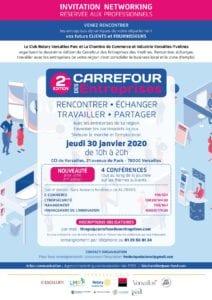 Carrefour des entreprises 2020