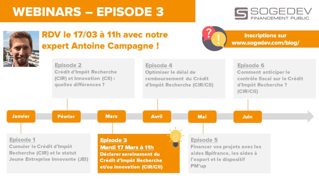 Episode 3 saison 4